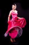 härlig dansare Arkivbilder