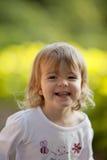 härlig flicka little Arkivbild