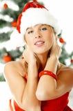härlig jul 1 Arkivbild