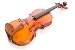 härlig klassisk fiol Arkivfoton