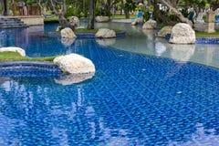 Härlig plats och natur i Bali, Indonesien Fotografering för Bildbyråer