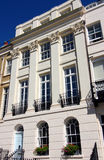 Härligt georgiskt hus Royaltyfri Foto