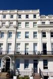 Härligt georgiskt hus Royaltyfria Bilder