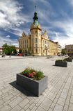 Hronov in Czech republic Stock Photography