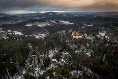 Hruba Skala στη Δημοκρατία της Τσεχίας στοκ φωτογραφία με δικαίωμα ελεύθερης χρήσης