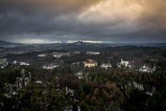 Hruba Skala στη Δημοκρατία της Τσεχίας στοκ εικόνα με δικαίωμα ελεύθερης χρήσης