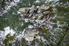Hruba Skala στη Δημοκρατία της Τσεχίας στοκ φωτογραφίες