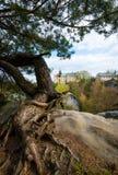 Hruba Skala castle in the heart of Bohemian Paradise. Czech Republic royalty free stock photo