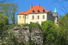Hruba skala chateau Royalty Free Stock Photo