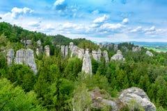 Hruboskalsko bohemian paradise czech republic. Europe stock photos