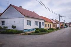 Hrusky en República Checa Foto de archivo libre de regalías