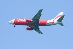 HS-AAJ Boeing 737-300 de Thaiairasia Image stock