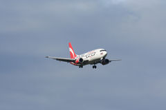 HS-AAN泰国亚洲航空波音737-300  免版税库存照片