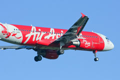 HS-ABG  Airbus A320-200 of Thaiairasia Stock Photo