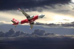 HS-BBH空中客车A320-200 免版税图库摄影