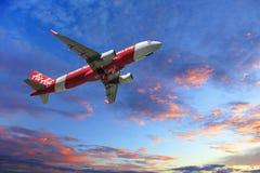 HS-BBH Aerobus A320-200 Fotografia Stock