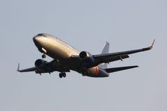 HS-BRC东方泰国航空公司波音737-300  库存图片