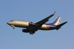 HS-BRC Boeing 737-300 Ukierunkowywałam tajlandzka linia lotnicza obrazy stock