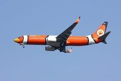 HS-DBH Boeing 737-800 de NokAir Imagem de Stock