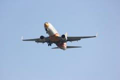 HS-DBL Boeing 737-800 de NokAir Photos stock