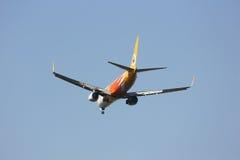 HS-DBL Boeing 737-800 von NokAir Lizenzfreie Stockbilder