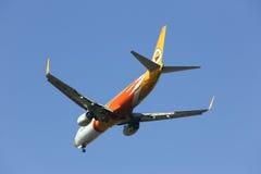 HS-DBL Boeing 737-800 von NokAir Stockfotografie