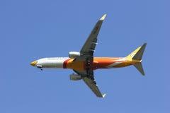HS-DBL Boeing 737-800 von NokAir Lizenzfreie Stockfotos