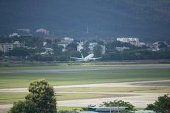 HS-DBQ Boeing 737-800 de NokAir Images libres de droits