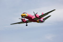 HS-GBD Saab340 Nokmini linia lotnicza Fotografia Stock