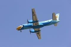 HS-GBH Saab340 of Nokmini airline Royalty Free Stock Image