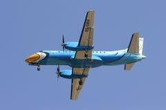 HS-GBH Saab340 of Nokmini airline Stock Image