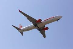 HS-LTH Boeing 737-900ER de ligne aérienne thaïlandaise de lionair Photo stock