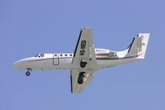 HS-MED Cessna 550 cytaci bravo MJets Obrazy Stock