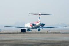 HS-OMB MD-82 de un dos van línea aérea Fotografía de archivo
