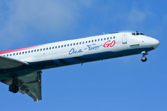 HS-OMC MD-82 of One two go airline Stock Photos