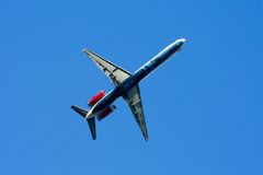 HS-OMD MD-82 of One two go airline Royalty Free Stock Image