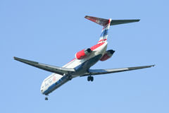 HS-OMD MD-82 of One two go airline Royalty Free Stock Photo