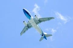HS-PGS Airbus A319-100 of Bangkokairway. Royalty Free Stock Photos