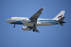 HS-PPA Aerobus A319-100 Bangkokairway Obraz Stock