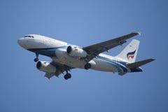 HS-PPA airbus A319-100 Bangkokairway Στοκ Φωτογραφίες