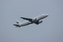 HS-PPH空中客车曼谷空中航线A320-200  免版税库存照片