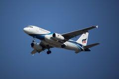HS-PPN A319-100 of Bangkok airway. Stock Photos