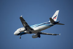HS-PPN A319-100 of Bangkok airway. Stock Photography