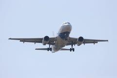 HS-PPN A319-100 da via aérea de Banguecoque Imagens de Stock Royalty Free