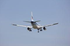 HS-PPN A319-100 da via aérea de Banguecoque Foto de Stock