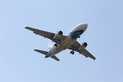 HS-PPN A319-100 da via aérea de Banguecoque Fotos de Stock