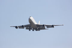 HS-STB Boeing 747-400 av flygbolaget för Orient det thai flygbolaglow cost Arkivfoto