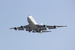 HS-STB Boeing 747-400 av flygbolaget för Orient det thai flygbolaglow cost Arkivbild
