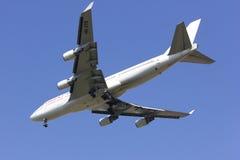 HS-STB Boeing 747-400 de la línea aérea barata de la línea aérea tailandesa de Oriente fotos de archivo