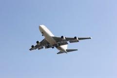 HS-STB Boeing 747-400 Ukierunkowywałam tajlandzkiej linii lotniczej Tania linia lotnicza obrazy stock